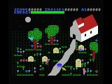 Chiller MSX The Graveyard