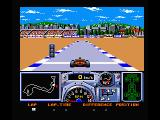 F-1 Spirit: 3D Special MSX Now you're ready to race!