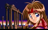 Farland Story: Tenshi no Namida PC-98 Fana, one of the main characters of the game