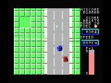 Car Fighter MSX Use your gun to blow op enemie cars