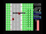 Car Fighter MSX You reached the finish line!