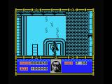 Batman MSX Use your rope to climb