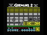 Gremlins 2: The New Batch MSX The lab