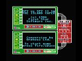 Spy vs. Spy: The Island Caper MSX Credits