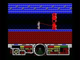 Fire Hawk: Thexder - The Second Contact MSX Firing at enemies blocking my path