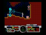 Fire Hawk: Thexder - The Second Contact MSX Found an energy expansion!