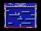 The Fairyland Story MSX Turn enemies into cake