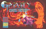Gravity Atari ST Loading screen