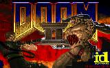 DOOM II DOS Game title screen
