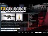 SWAT 4 Windows Armory example of primary weapon: Colt M4A1 with FMJ bullet
