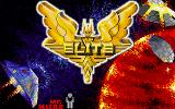 Elite Amiga Title screen