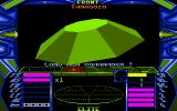 Elite Amiga A deadly Thargoid in the title sequence