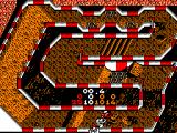 Ivan 'Ironman' Stewart's Super Off Road Amstrad CPC Second track