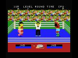 Champion Boxing MSX Let's fight