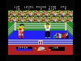 Champion Boxing MSX He's down...