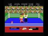 Champion Boxing MSX You won!