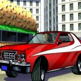 Starsky & Hutch GameCube Burger Time
