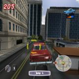 Starsky & Hutch GameCube Another cool jump.