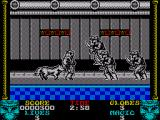 Shadow Dancer ZX Spectrum These enemies have to get in close enough to stab you