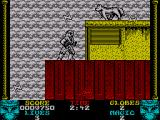 Shadow Dancer ZX Spectrum Using your special magic attack will kill almost anything on screen