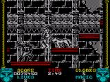 Shadow Dancer ZX Spectrum These enemies throw bombs at you