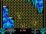 Shadow Dancer ZX Spectrum Making your way through the ice caverns and it isn't slippy at all what a surprise