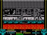 Shadow Dancer ZX Spectrum The third boss you have to fight