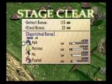 Phantom Brave PlayStation 2 This stage is clear!