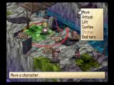 Phantom Brave PlayStation 2 Choose an action from the menu for this turn