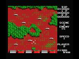 Panther MSX Shoot the enemy tanks