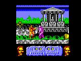 Altered Beast Amstrad CPC Stage 1