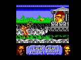 Altered Beast Amstrad CPC Your master takes all your power-ups