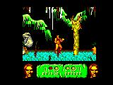 Altered Beast Amstrad CPC A dragon emerges from the water