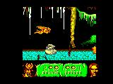 Altered Beast Amstrad CPC Turned into a dragon