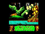 Altered Beast Amstrad CPC Second Boss