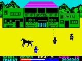 Dead or Alive ZX Spectrum Mind the horse!