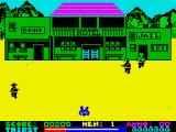 Dead or Alive ZX Spectrum Officer down!