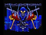 Aleste Gaiden MSX This is the man who destroyed New York City