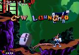 Earthworm Jim 1 & 2: The Whole Can 'O Worms DOS Cows abound here