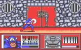 The Amazing Spider-Man and Captain America in Dr. Doom's Revenge! Atari ST Take that!