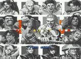 Real Bout Fatal Fury Neo Geo Introduction frame – Real Bout Fatal Fury complete cast.