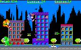 Rampage Amstrad CPC Nearly destroyed the bank