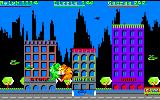 Rampage Amstrad CPC George fights Lizzie over which building has more people in it