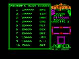 Pac-Mania Amstrad CPC High Scores