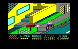 Paperboy Amstrad CPC You receive 250 points for throwing a paper into a mailbox