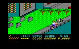 Paperboy Amstrad CPC A bundle of newspapers