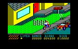 Paperboy Amstrad CPC The next day