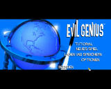 Evil Genius Windows Start menu