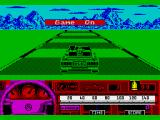 Beverly Hills Cop ZX Spectrum Ready to drive