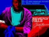 Beverly Hills Cop ZX Spectrum Loading screen
